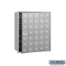 Vertical Mailboxes 4b Horizontal